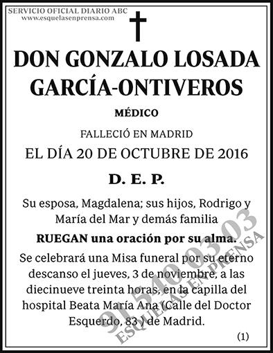Gonzalo Losada García-Ontiveros